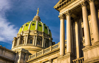 Pennsylvania State Capitol Advocacy